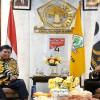 Silaturahmi ke Ketum Golkar, Presiden PKS Bahas Omnibus Law