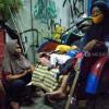 Kisah Satu Keluarga Tinggal di Becak, Tak Mampu Bayar Indekos dan Kena PHK