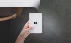 Microsoft Buat Ponsel Lipat Dua Wajah