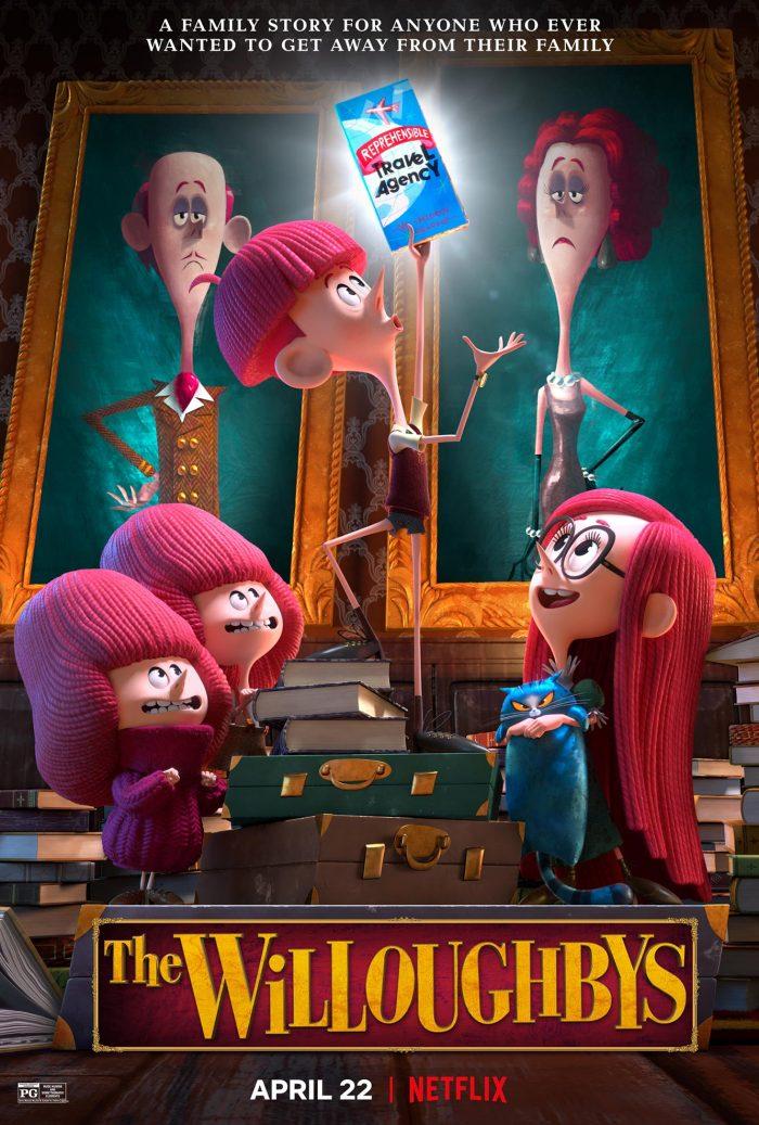 The Willoughbys dirilis pada 22 April di Netflix. (Foto: slash film)