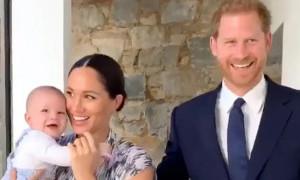 Archie Berulang Tahun, Ratu Elizabeth Kirim Ucapan Selamat
