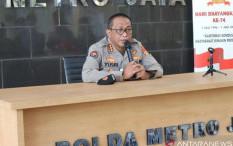 Ribuan Personel Gabungan Jaga Demo Buruh di Dekat Istana