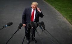 Presiden Donald Trump Perintahkan Militer AS Bangun Pangkalan di Antariksa