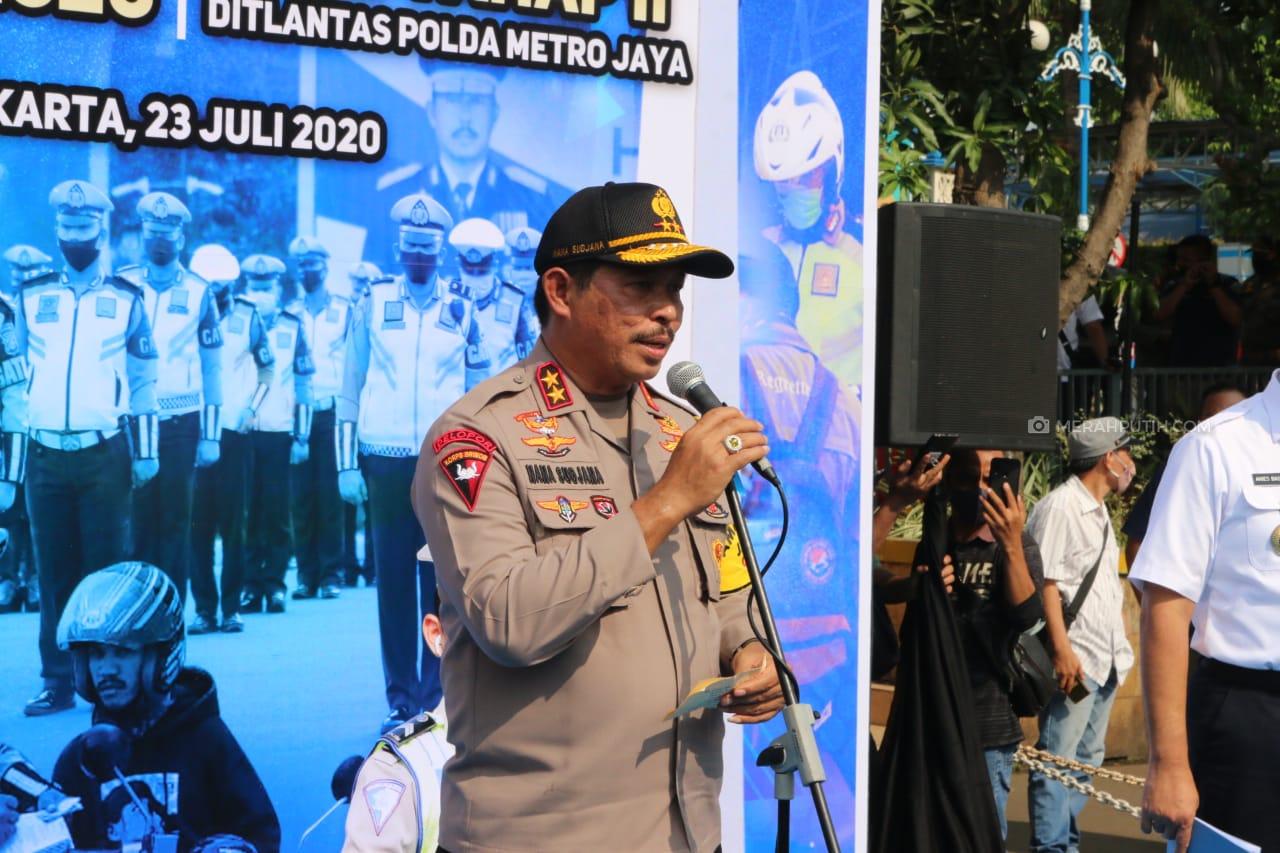 Picu Kerumunan Orang di Angkutan Umum, Alasan Polisi Belum Berlakukan Gage