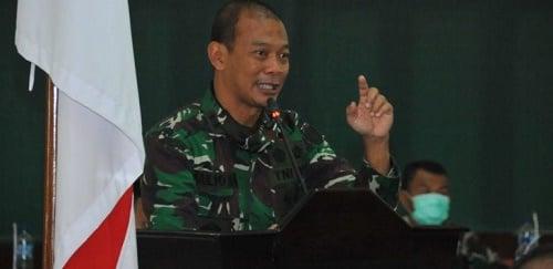 Mayjen TNI Mulyo Aji. Foto: Pindad