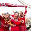 Suporter Denmark tak Bisa Hadiri Semifinal Piala Eropa 2020