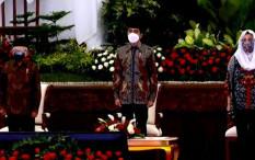 Potensi Wakaf Uang Sentuh Rp188 T setahun, Jokowi Minta untuk Atasi Kemiskinan