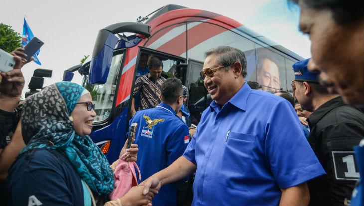 SBY: Demokrat Tak Punya Calon Presiden