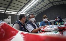 Pemkot Bandung Mulai Salurkan Bansos PPKM Darurat
