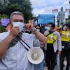 Wartawan Surabaya Tuntut Kapolda Jatim Usut Tuntas Penganiayaan Jurnalis Tempo
