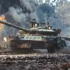 Tank Challenger 2 Bocor di Video Game