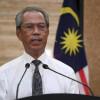 Perdana Menteri Malaysia Muhyiddin Yassin Ajukan Pengunduran Diri