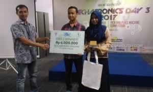 UGM dan SMAK 5 Penabur Sabet Juara Pertama Mechatronic Day 3