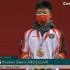 Rahmat Erwin Persembahkan Medali Perunggu untuk Indonesia