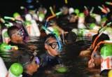 Lomba Renang dan Dayung Selat Sunda 2018