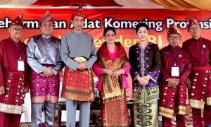 Masyarakat Anugerahi Presiden Jokowi Gelar Raja Agung