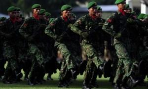 Ditertawai Saat Sebut Militer Indonesia Rapuh, Nada Prabowo Meninggi