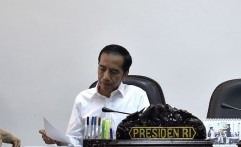 Presiden Jokowi Mengaku Kecewa