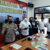 Polisi Bongkar Peredaran Ratusan Pil Ekstasi dari Luar Negeri Seharga Jutaan Rupiah