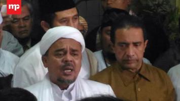 Kepulangan Habib Rizieq Berkah Buat Polisi