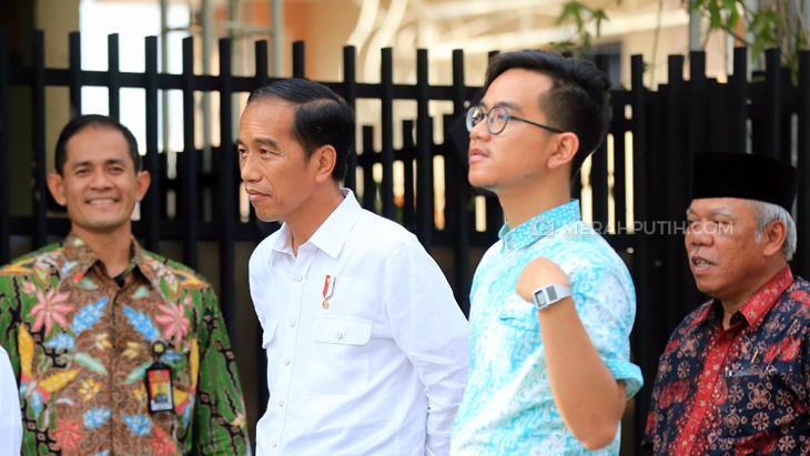 Maju Lewat DPD PDIP Jateng, Gibran Bocorkan Pesan Khusus dari Jokowi