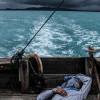 Foto: Ketika Laut Meninggalkan Nelayan Pulau Bangka