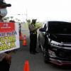 Selama Larangan Mudik, 461.626 Kendaraan Diputar Balik