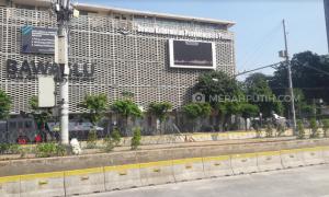 Beton Pembatas Jalan Raib Saat Rusuh 22 Mei, DKI Tuding Dicolong Pemulung