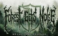 Konser Musik Forest Gets Noise Obati Kerinduan Para Metalhead