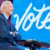 Pidato Kemenangan Biden: Janji Jadi Presiden Kedua Kubu Terpecah Setelah Pilpres