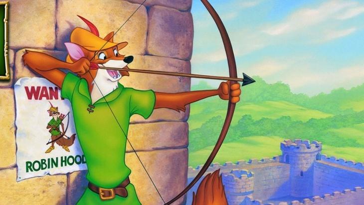 'Robin Hood' Jadi Film Live-Action Berikutnya dari Disney