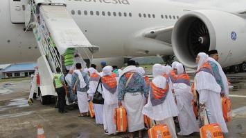 [HOAKS atau FAKTA] Jemaah Asal Aceh Tetap Bisa Naik Haji