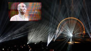 Kobe Bryant Masuk Basketball Hall of Fame, Istrinya Berikan Pidato Menyentuh