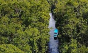 Cerita Sungai Sekonyer, dari Perjuangan hingga Makhluk Halus