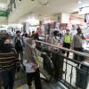 Kontrol Pengunjung Pusat Belanja, Pemkot Bandung Kerahkan Ratusan Petugas