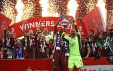 Gol Tunggal Youri Tielemans Bawa Leicester City Kampiun FA Cup