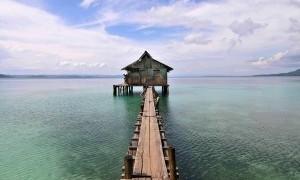 Surga Bahari di Kabupaten Banggai Kepulauan