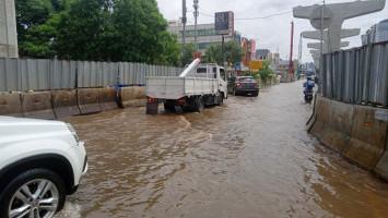 Ini 19 Ruas Jalan Jakarta yang Masih Terendam Banjir