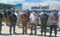 Tak Ada Lagi Pasien Positif COVID-19 di RS Darurat Pulau Galang
