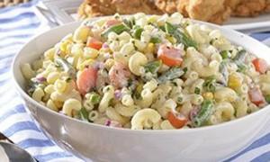 Mudah Dibuat, Salad Makaroni ini Pas untuk Menu Diet