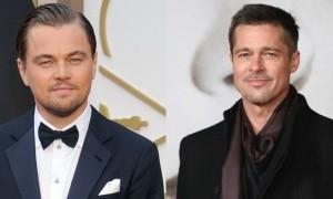 Wow! Brad Pitt akan Adu Akting dengan Leonardo DiCaprio