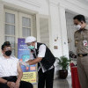 Warga Jakarta Diminta Gunakan Fasilitas Vaksinasi Drive Thru