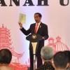 Begini Respons Jokowi Bagi-Bagi Sertifikat Disebut Tak Ada Gunanya