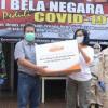 Kementerian Pertahanan Salurkan Paket Makanan Siap Saji untuk Tenaga Medis