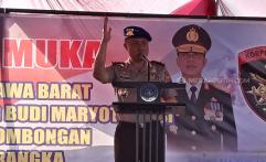 Kapolda Jabar: Polisi Bertanggung Jawab Amankan Proyek Strategis Nasional