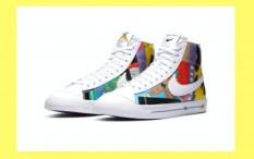 Nike X Ruohan Wang Hadirkan 3 Sneakers Bernuansa Psychedelic