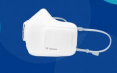 LG Luncurkan Air Purifier Berbentuk Masker