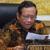 Mahfud MD Minta Polri Pidanakan Wakil Ketua DPRD Tegal Nekat Gelar Dangdutan