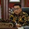 Moeldoko Pasrahkan Nasibnya di Tangan Jokowi