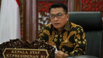 Moeldoko Sebut Presiden Jokowi Sering Ingatkan Menteri Jangan Korupsi